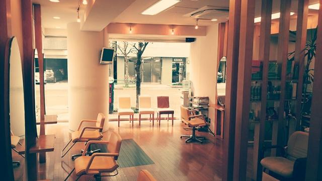 浅草橋の美容室 selfish hair